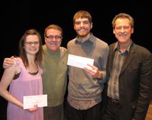CSU Theatre Program Students National Award Winner Group Photo