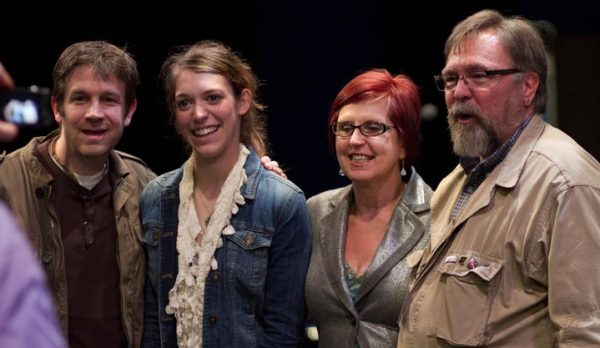 2011 Kennedy Center of American Colleges Theatre Festival National Lightning Award Winner