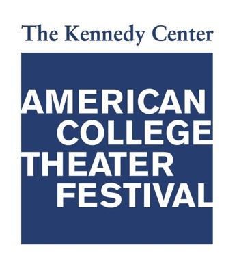 The Kennedy Center American College Theatre Festival 2012 Logo