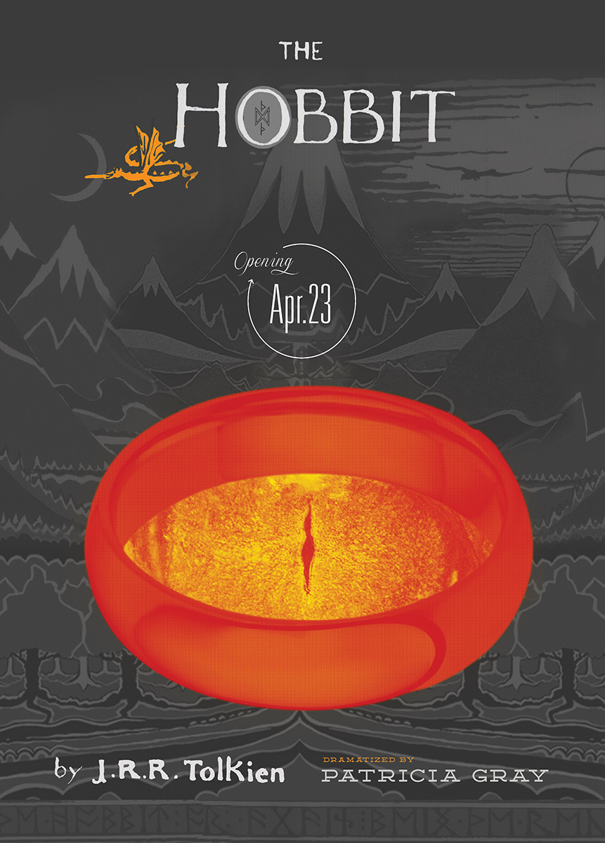 The Hobbit 2014 Promotional Poster