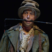 Waiting for Godot 2005 Production Photo