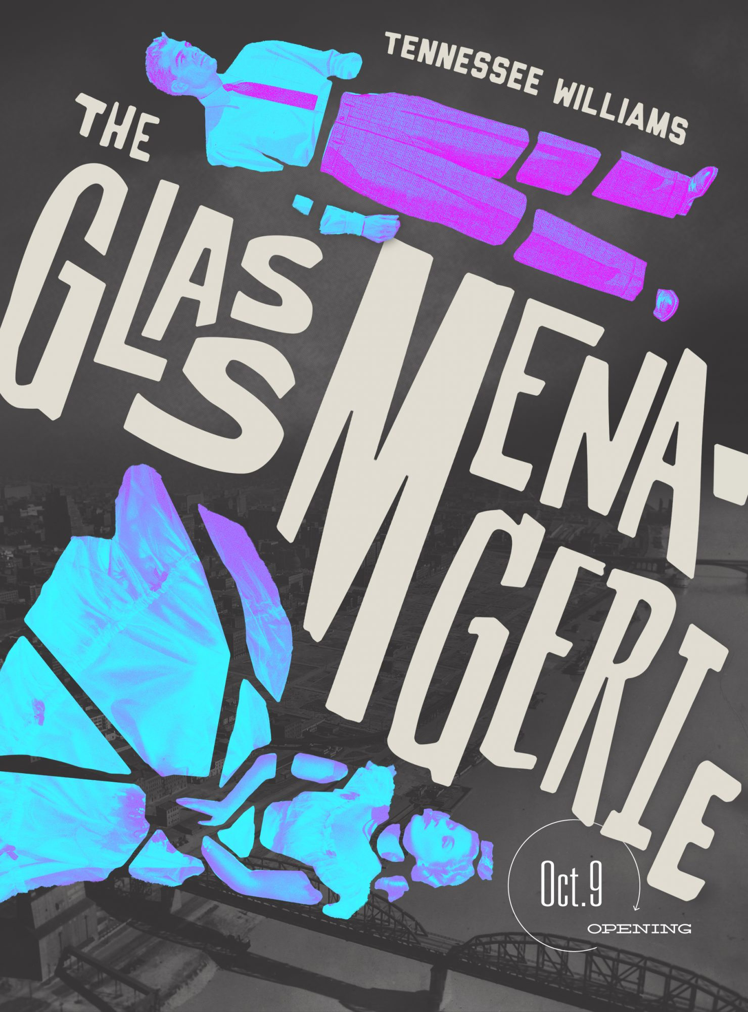 The Glass Menagerie 2014 Promotional Poster
