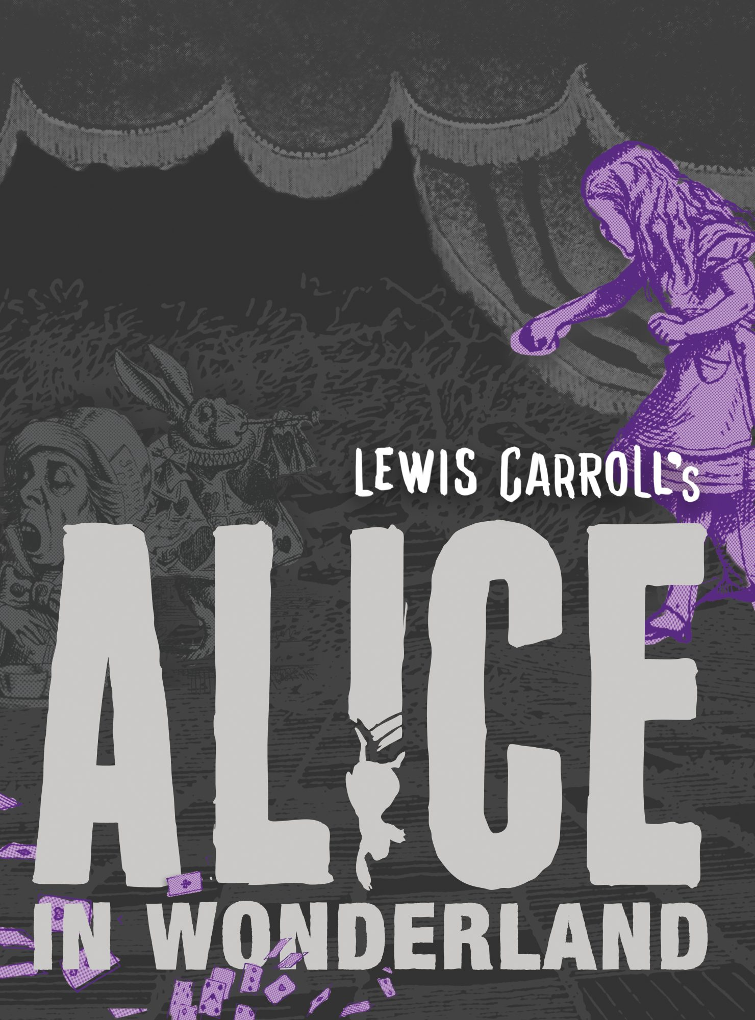 Alice in Wonderland 2015 Promotional Poster