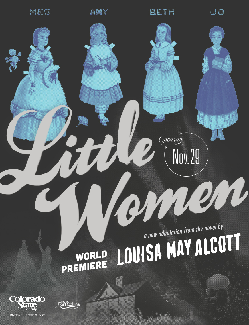 Little Women 2015 Promotional Poster