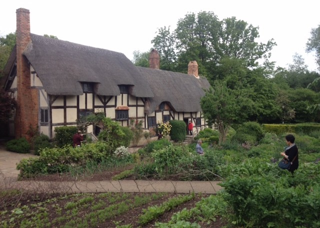 Anne Hathaway's Cottage in Stratford