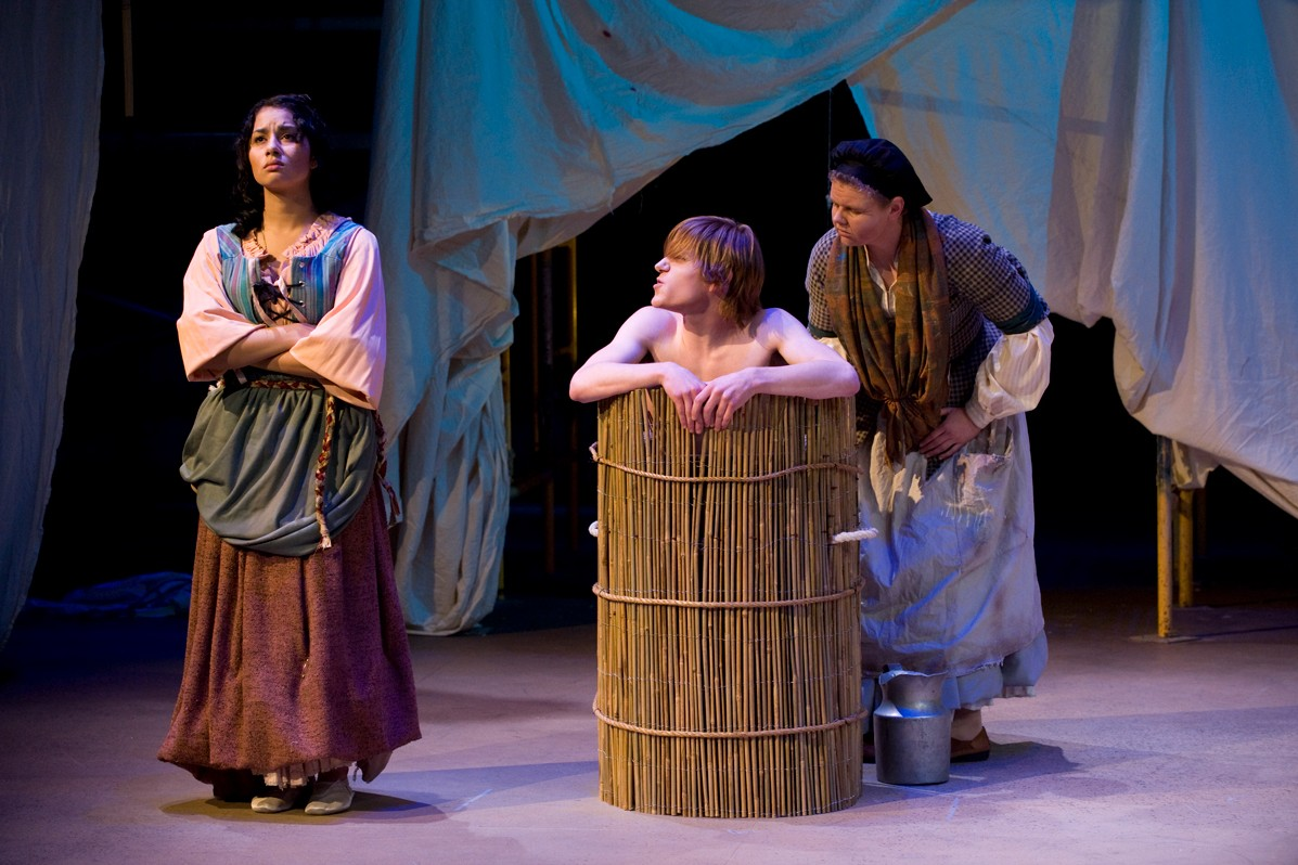 The Caucasian Chalk Circle 2008 Production Photo