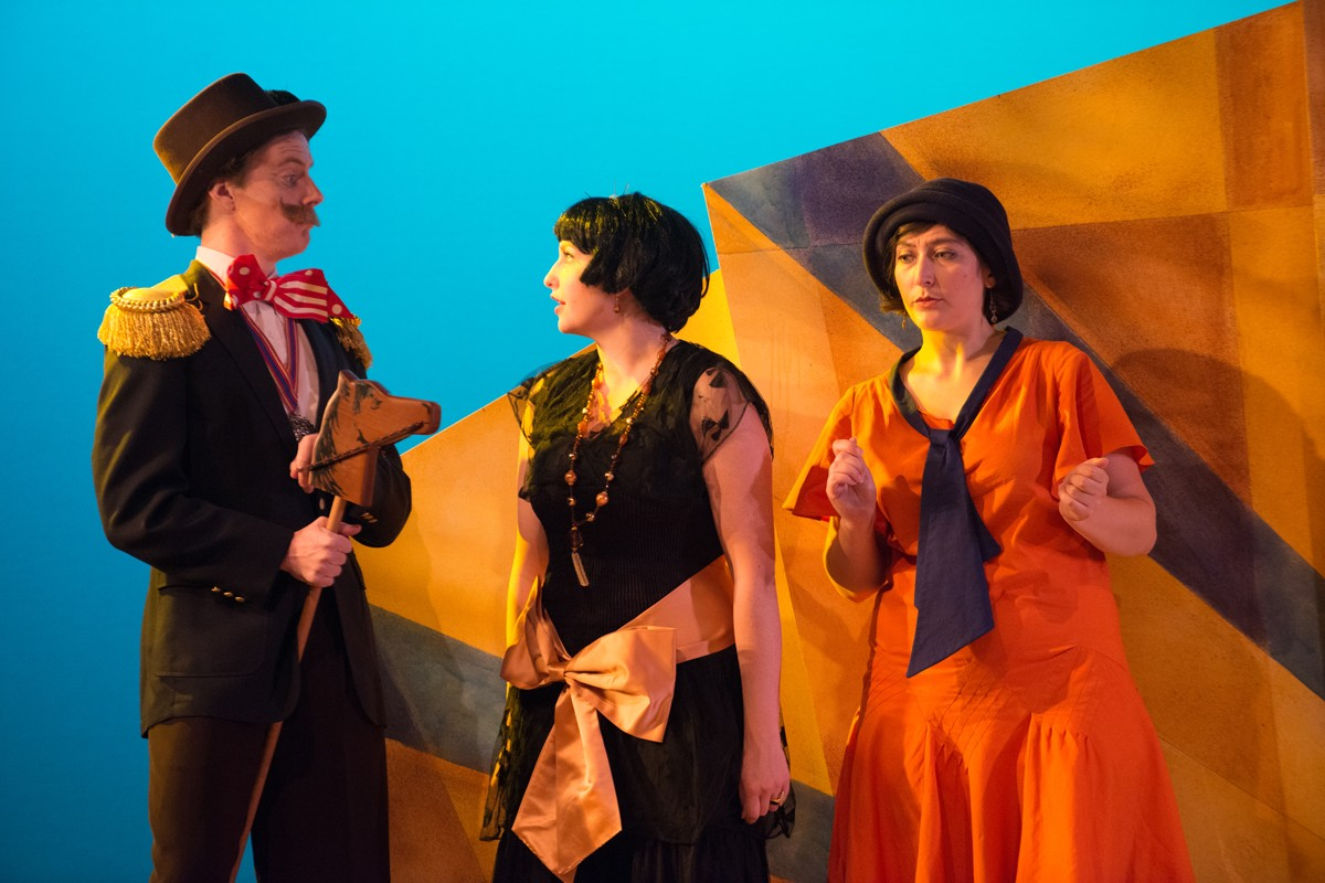 A Comedy of Errors 2012 Production Photo