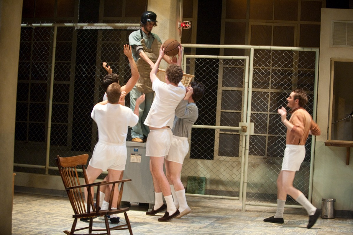 One Flew Over the Cuckoo's Nest 2010 Production Photo