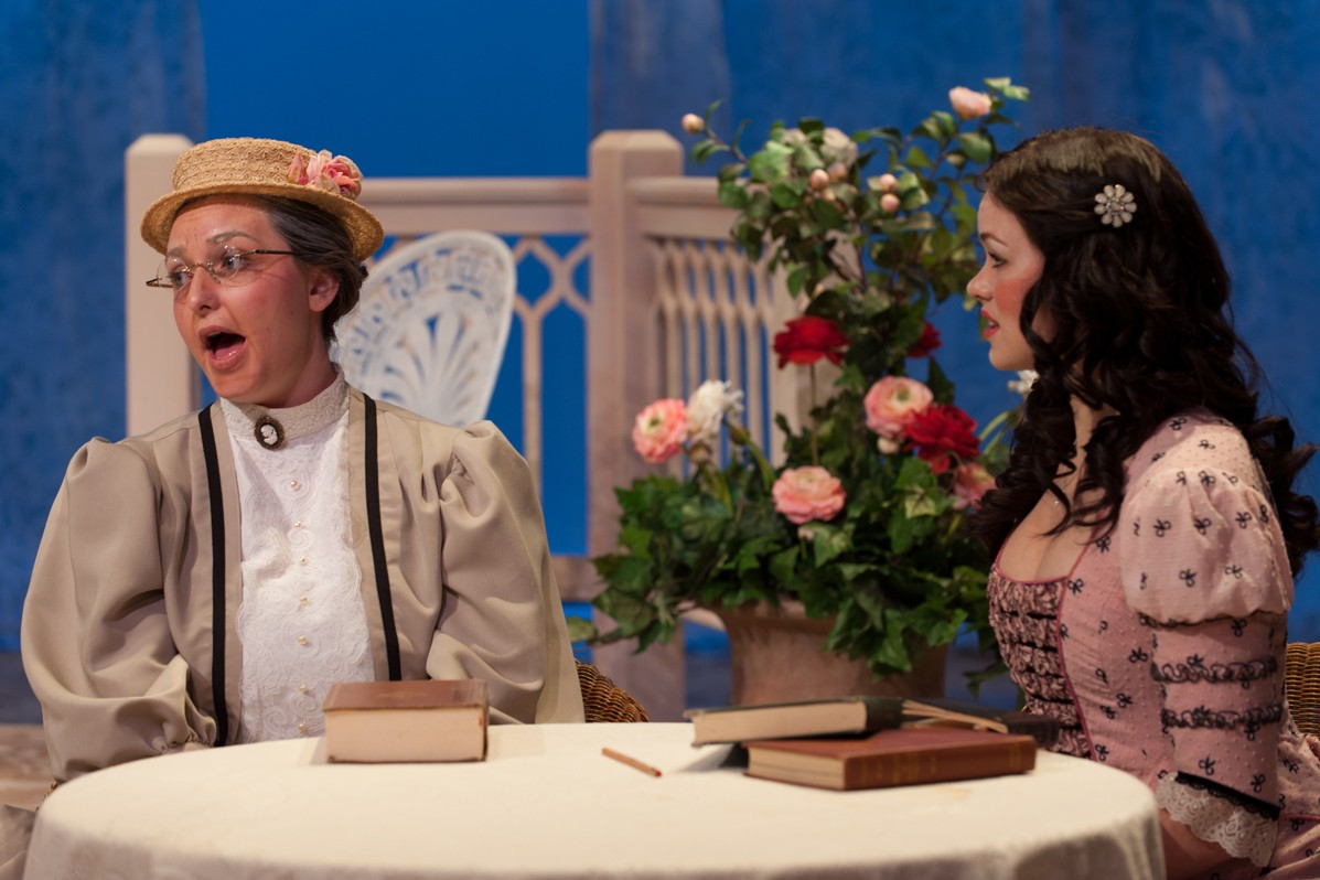 The Importance of Being Earnest 2012 Production Photo