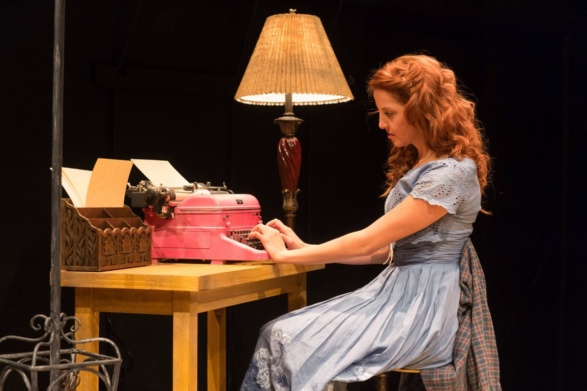 The Glass Menagerie 2014 Production Photo