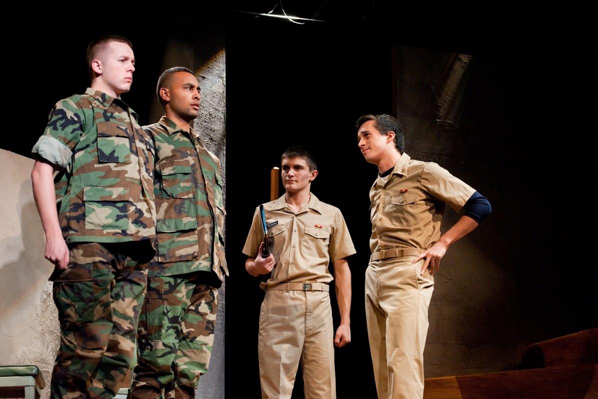 A Few Good Men 2011 Production Photo