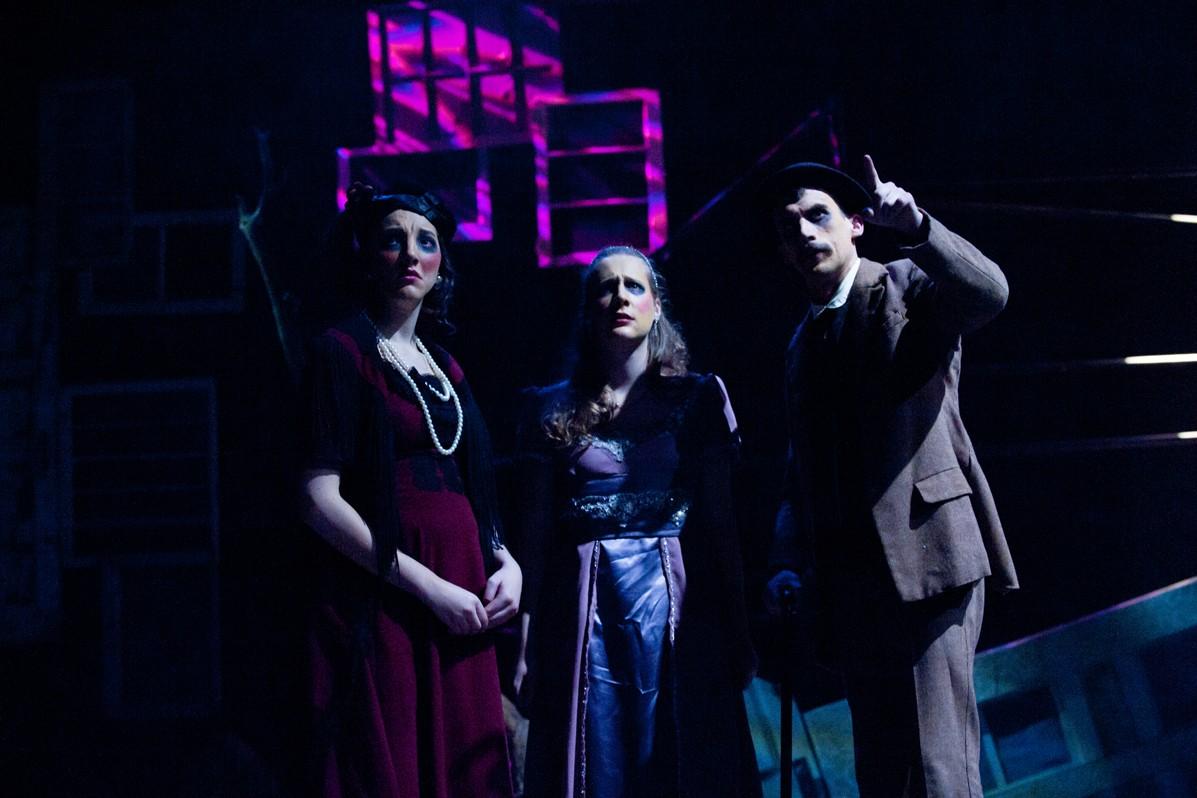 The Kafka Project 2011 Production Photo
