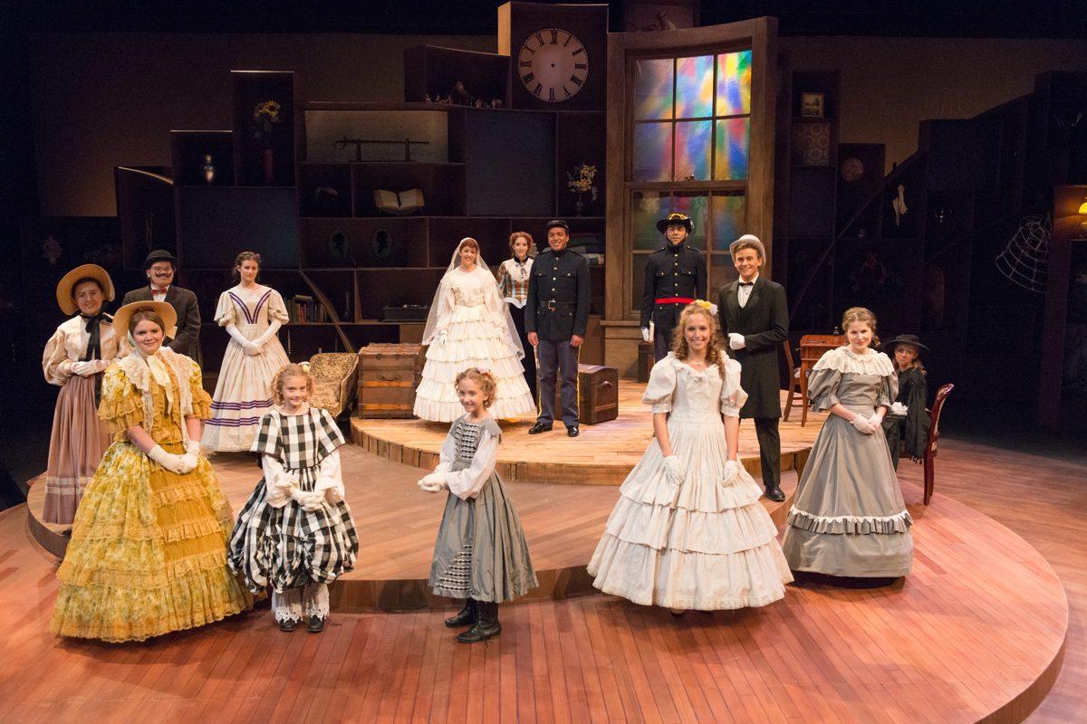 Little Women 2013 Production Photo