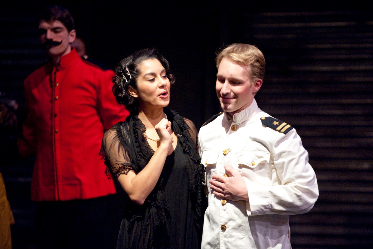 Oh What a Lovely War 2009 Production Photo