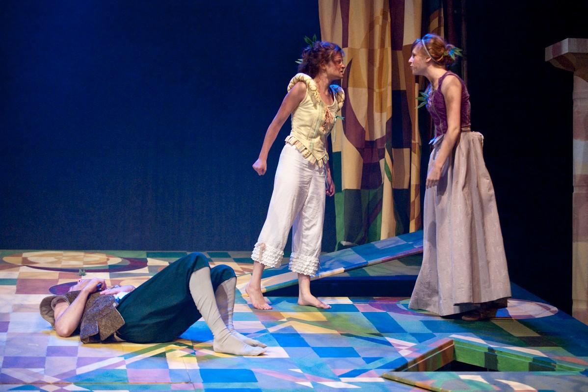 A Midsummer Night's Dream 2009 Production Photo