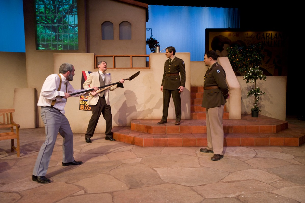 Much Ado About Nothing 2009 Production Photo
