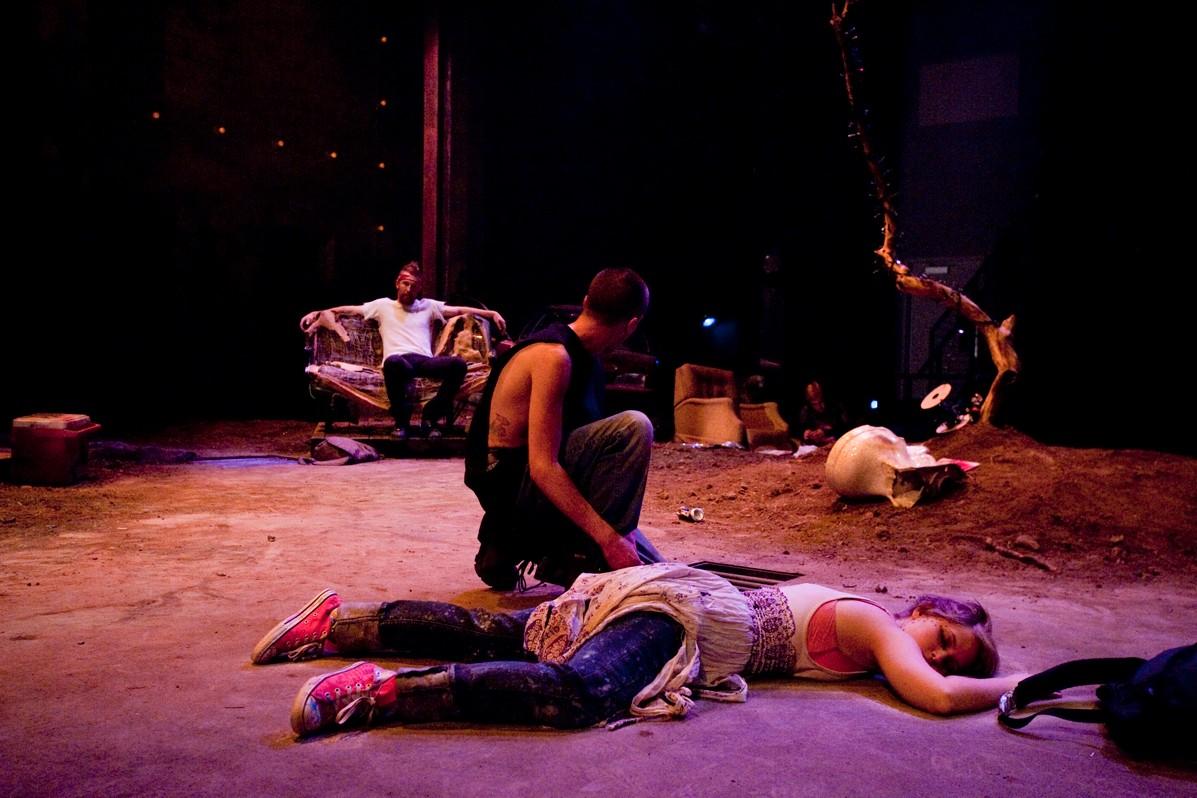 Polaroid Stories 2010 Production Photo