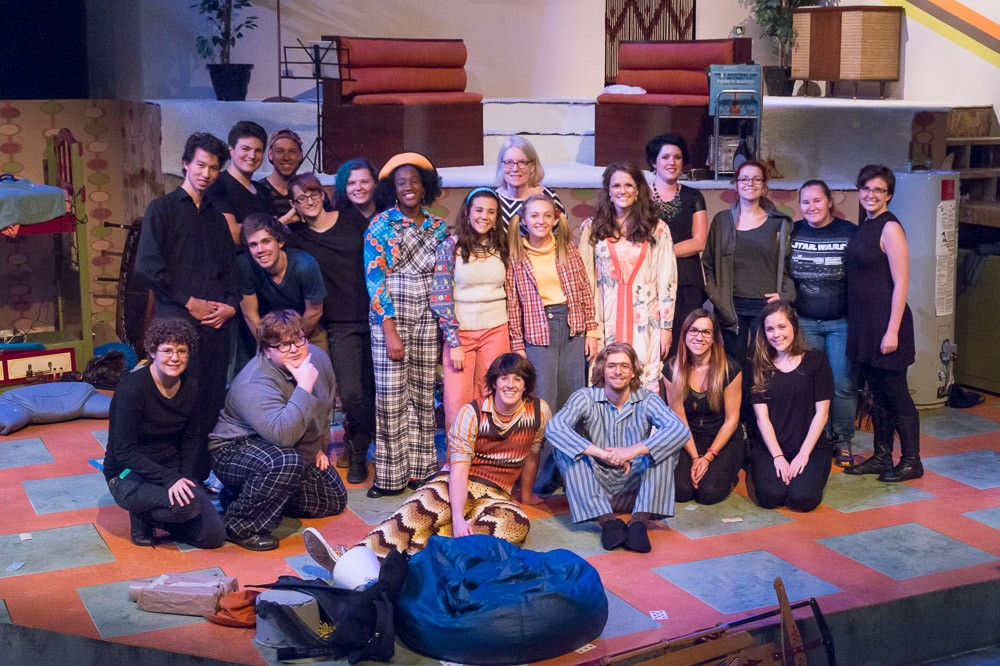 Step on a Crack 2015 Production Photo