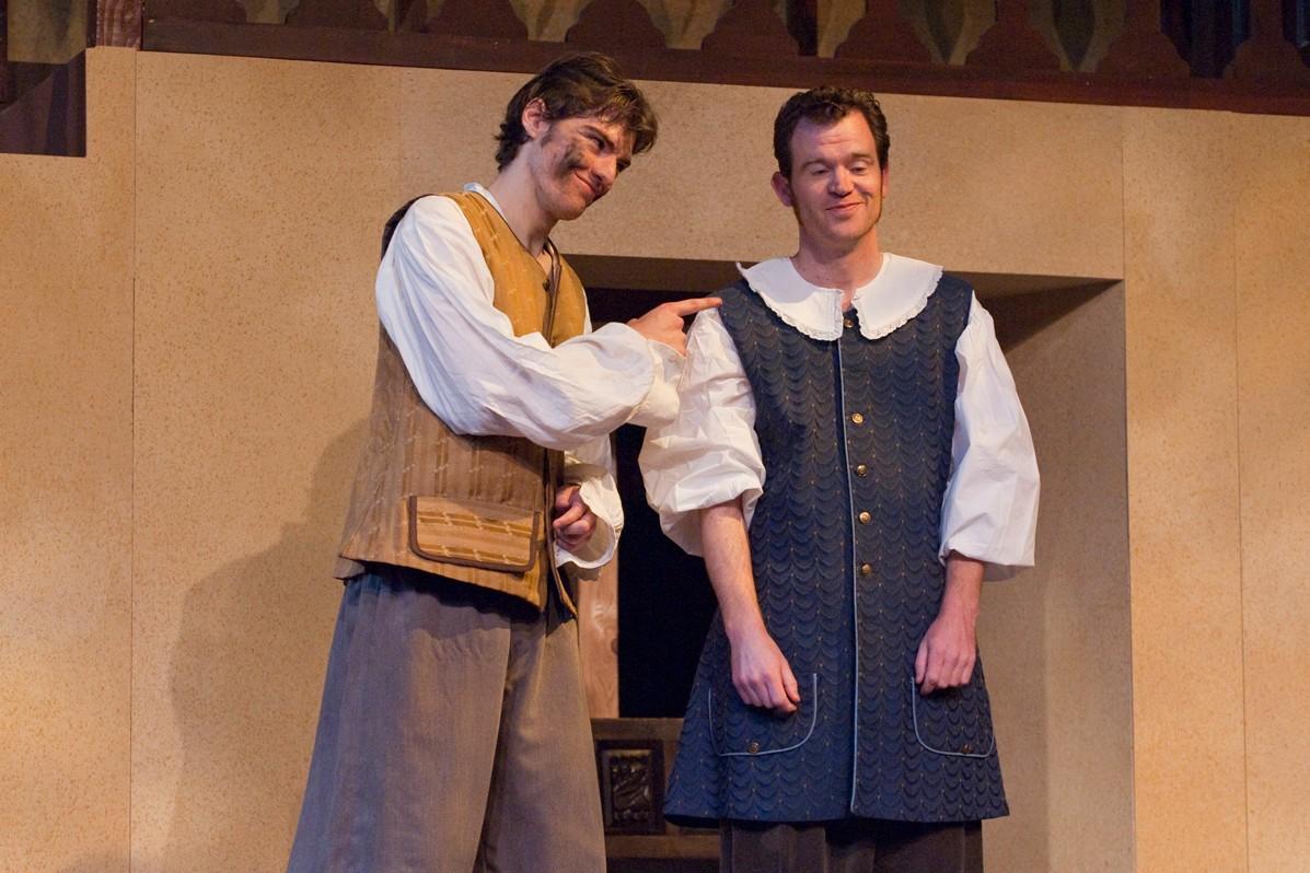 The Alchemist 2009 Production Photo
