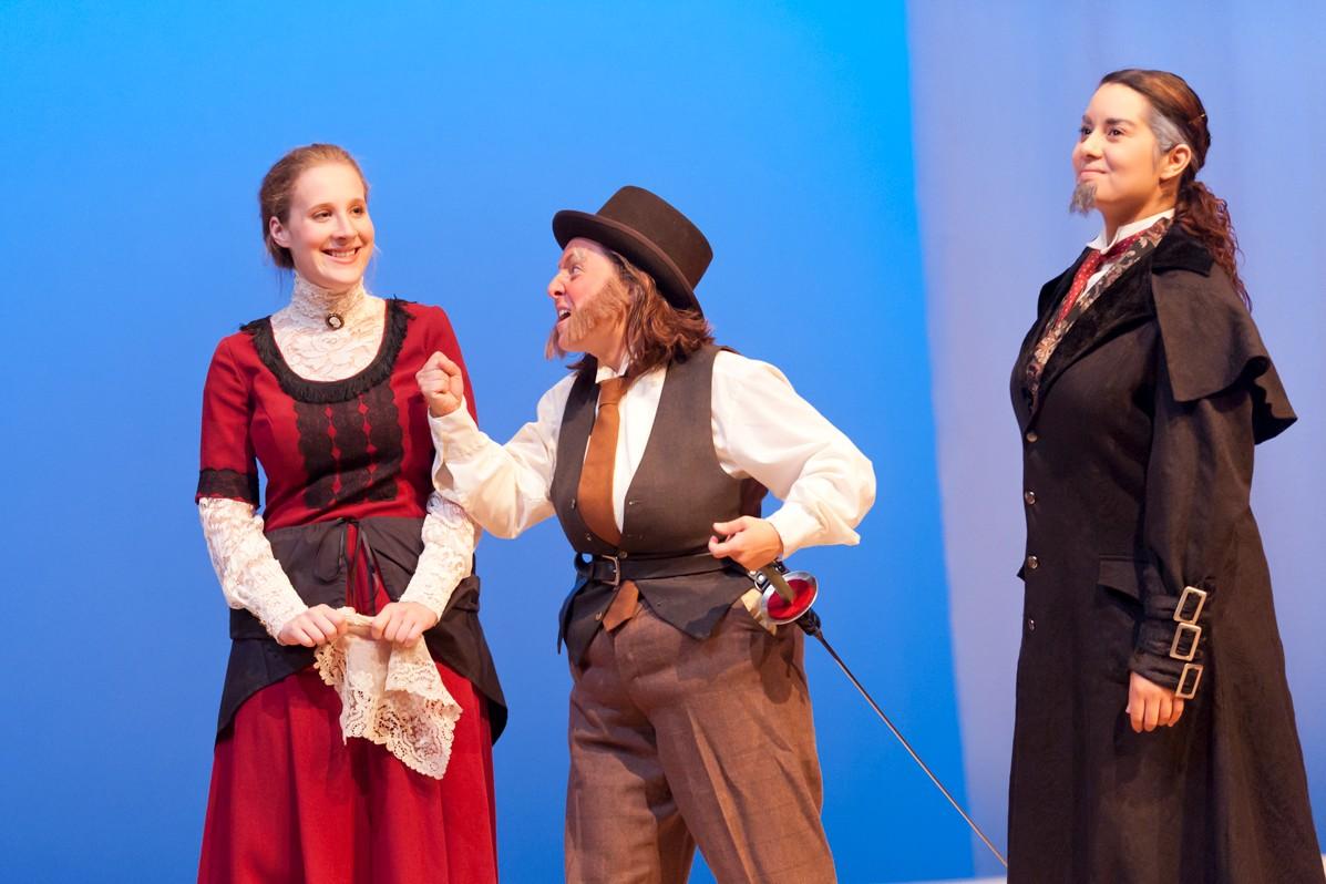 Twelfth Night 2011 Production Photo