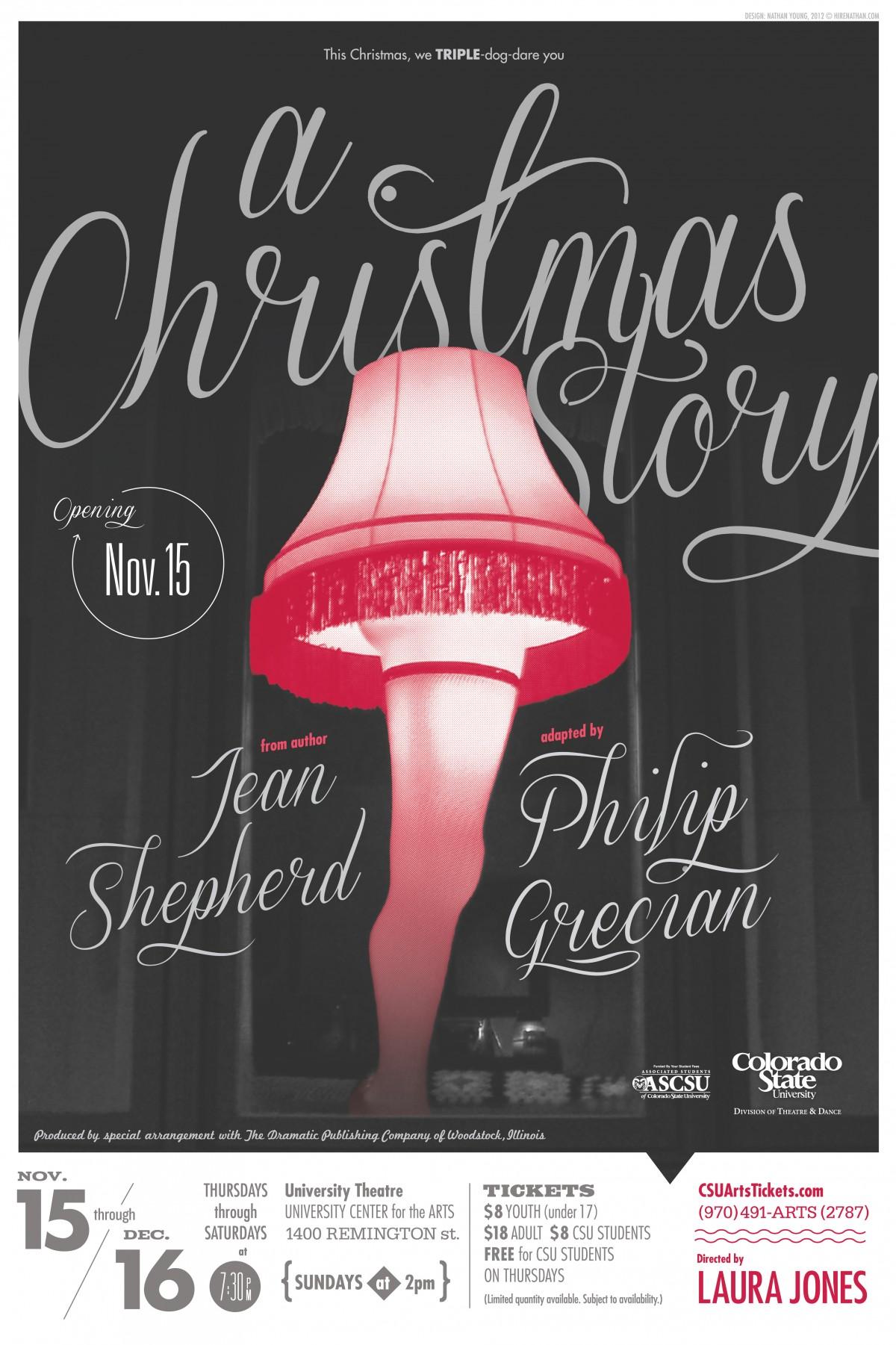 <em>A Christmas Story</em> by Philip Grecian
