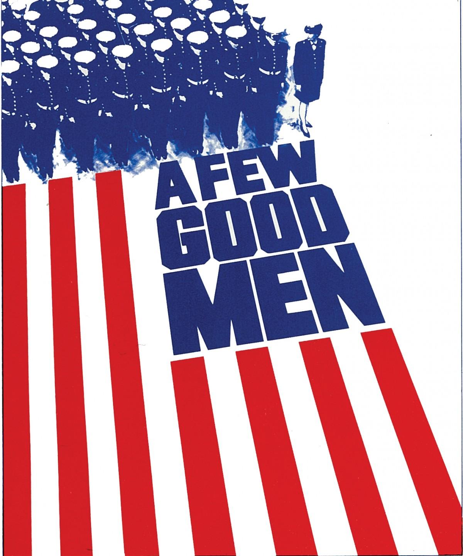 A Few Good Men 2011 Promotional Poster