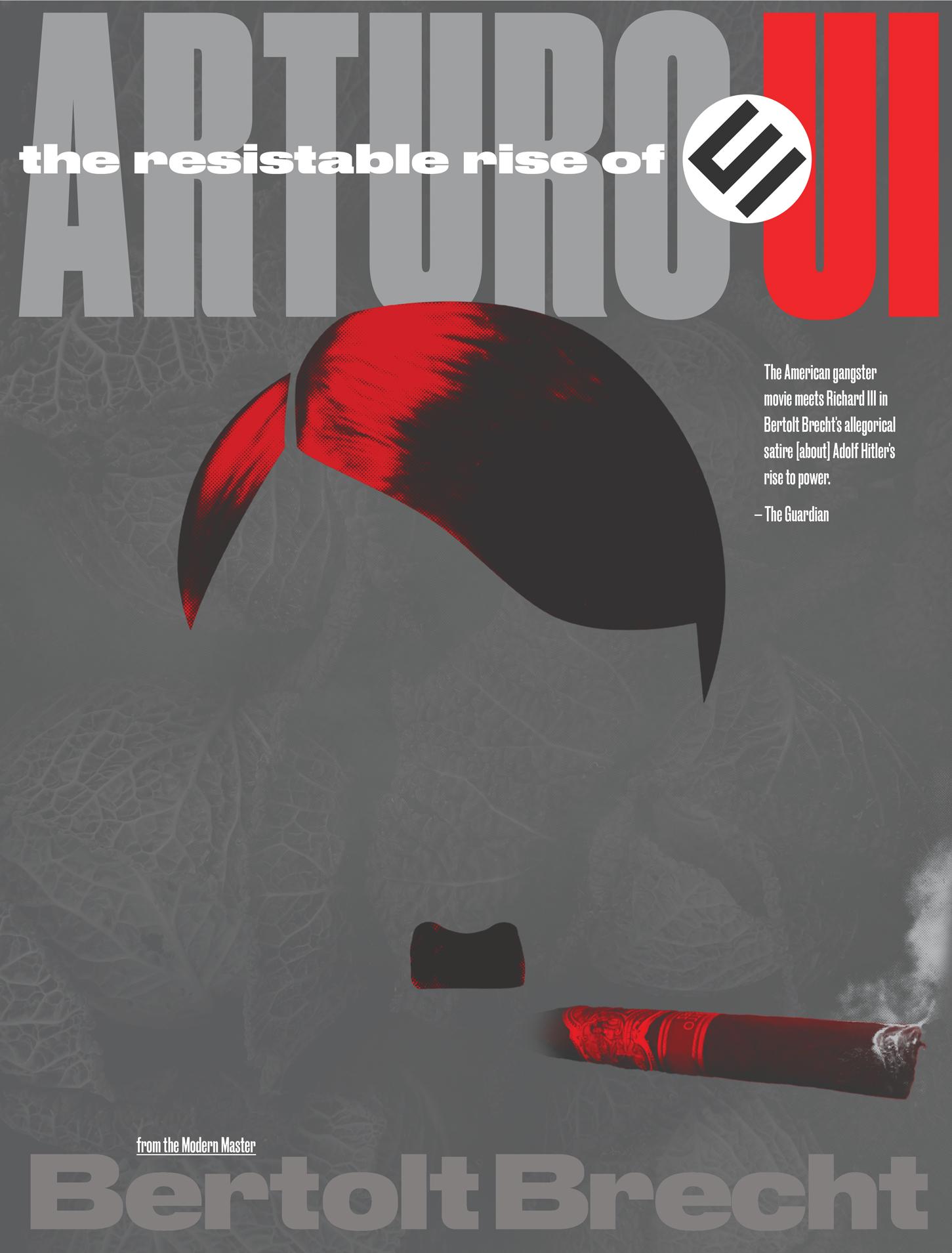 Arturo UI 2017 Promotional Poster