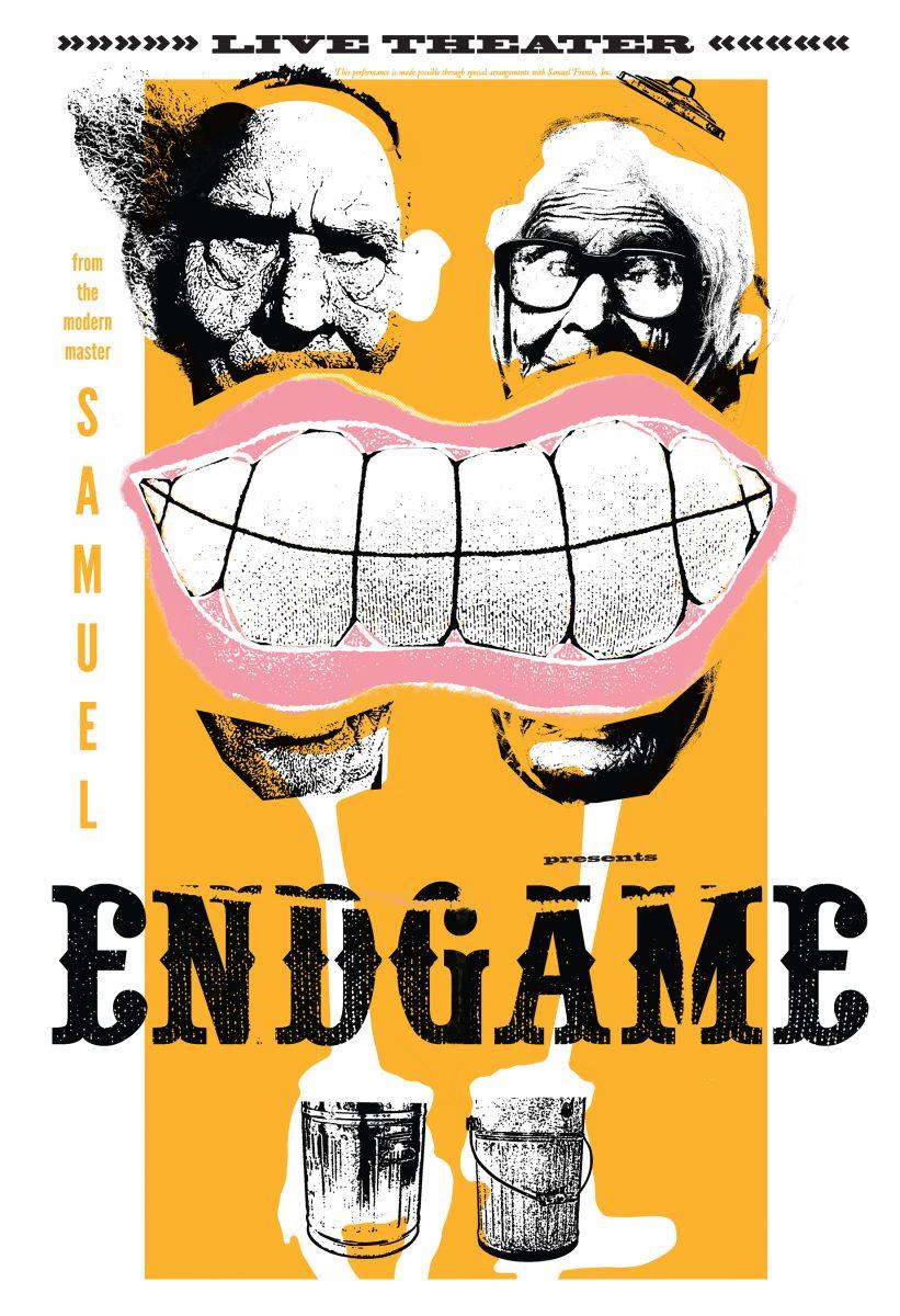 <em>Endgame</em> by Samuel Beckett