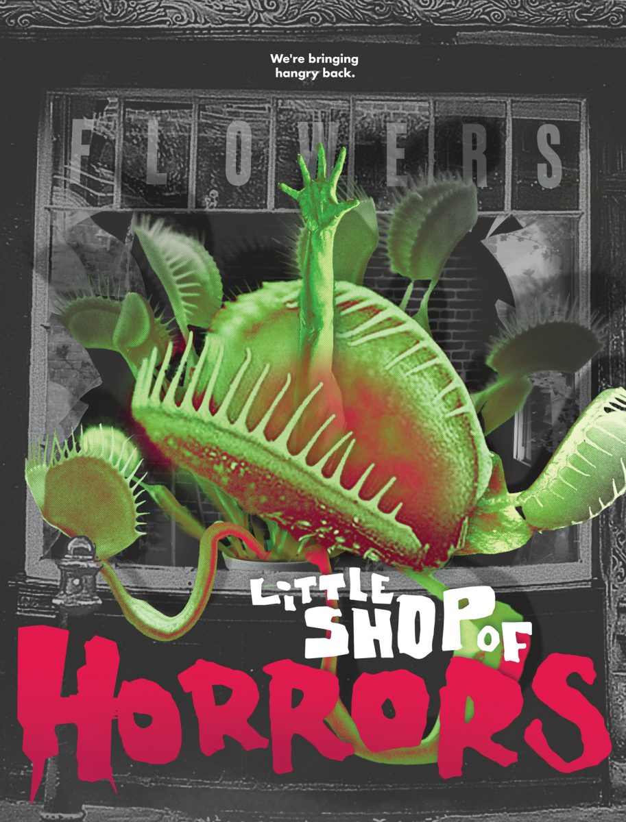 Little Shop of Horrors 2017 Promotional Poster