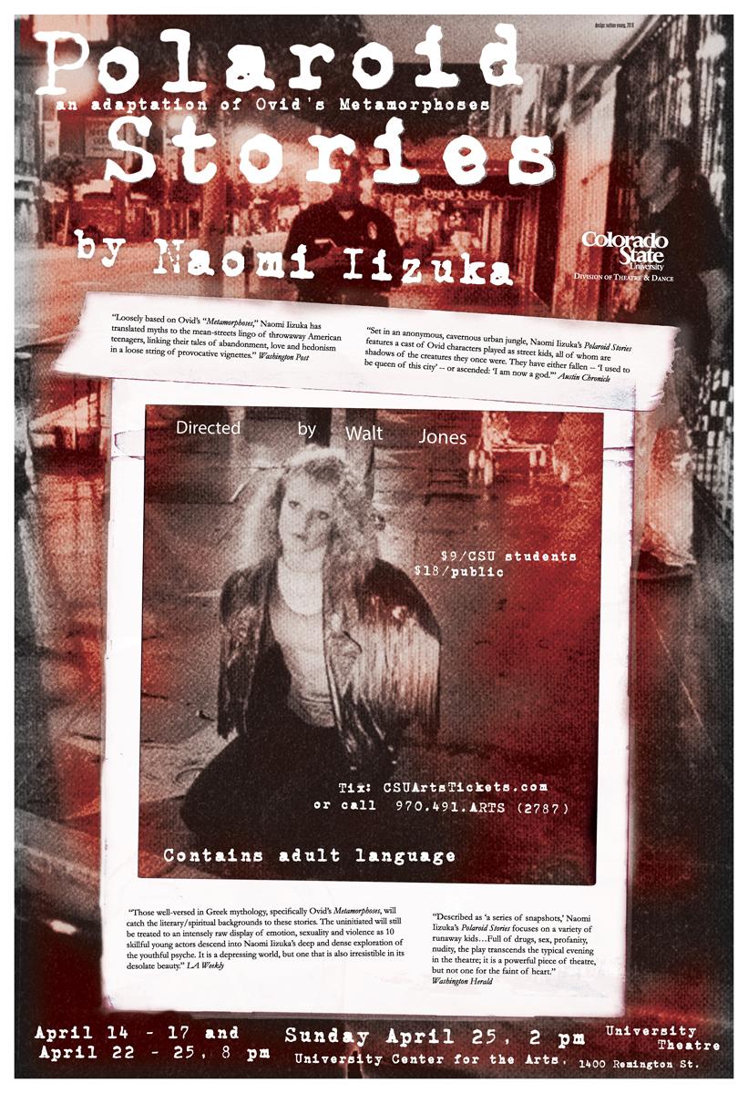 Polaroid Stories 2010 Promotional Poster