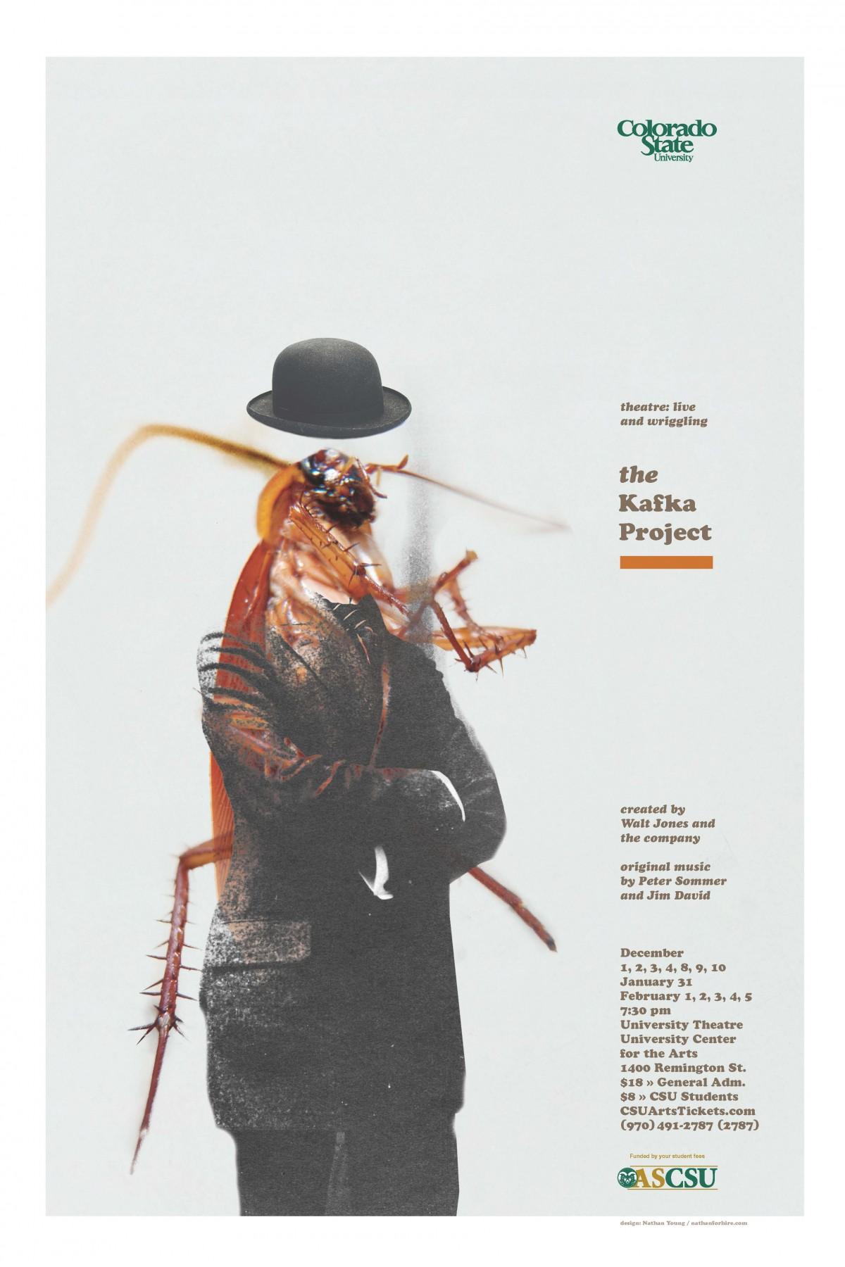<em>The Kafka Project</em> by Walt Jones
