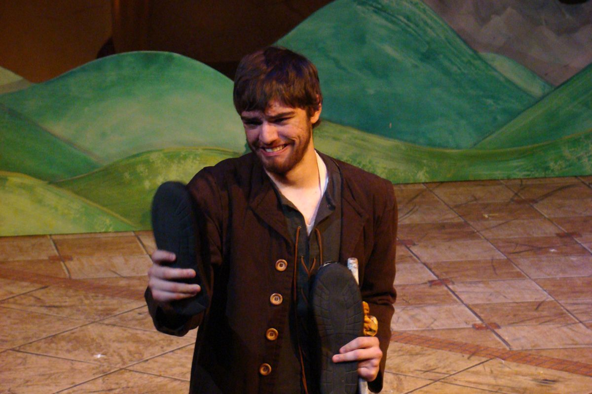 Two Gentlemen of Verona 2010 Production Photo