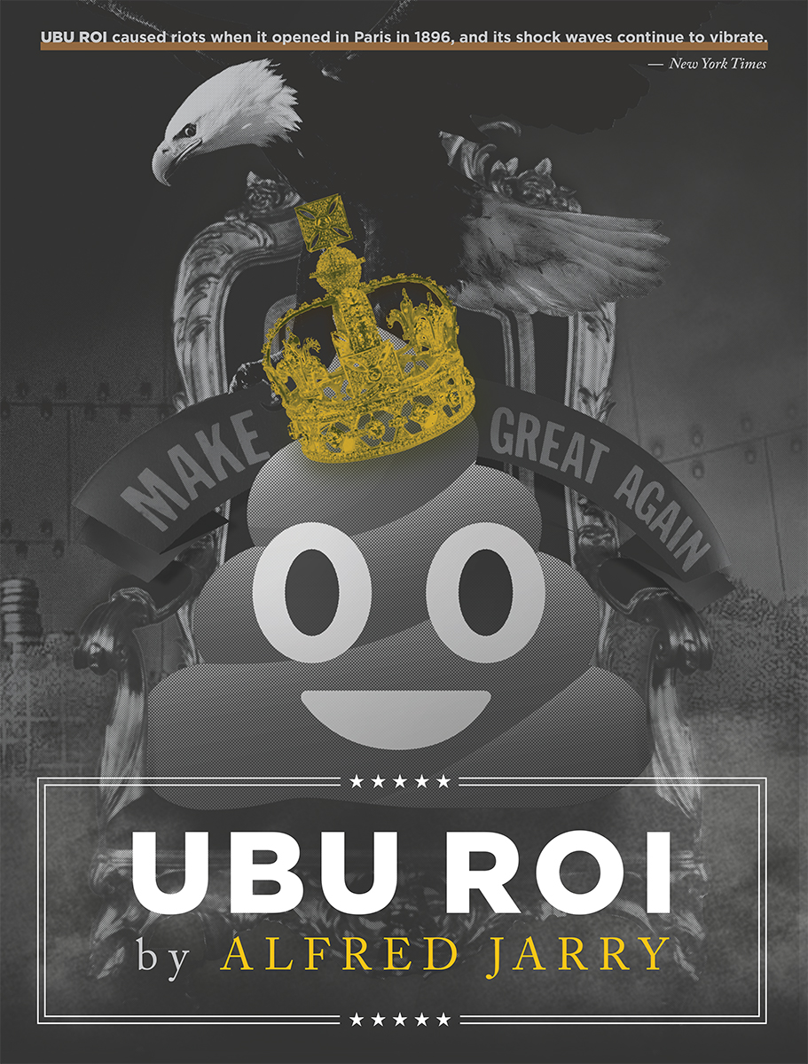 Ubu Roi by Alfred Jarry