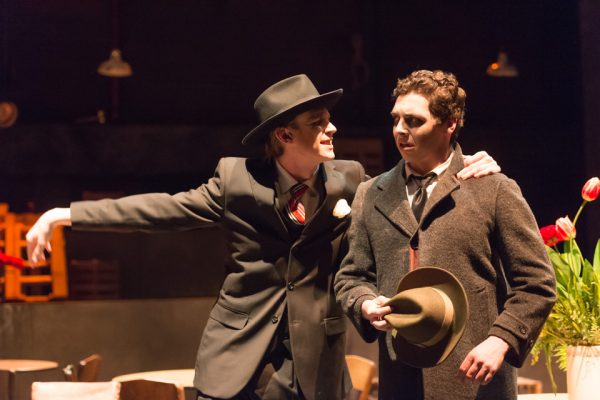 The Resistable Rise of Arturo Ui 2017 Production Photo
