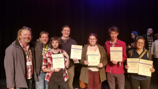 2018 Kennedy Center American Colleges Theatre Festival winners from CSU Theatre