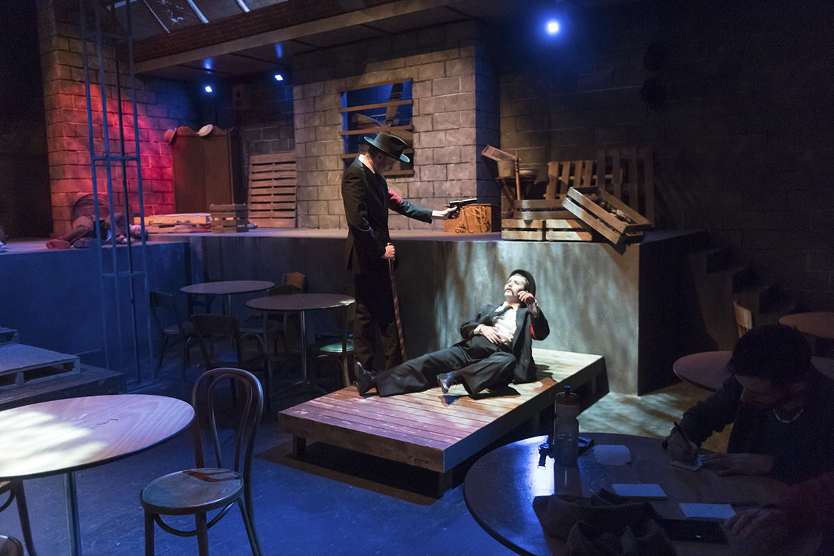The Resistible Rise of Arturo UI 2017 production photo