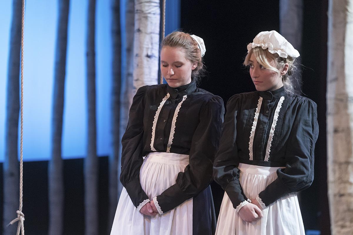 Three Sisters 2017 production photo